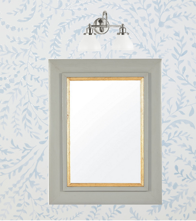 Sneak Peek – Our Powder Bath Reno Design Board