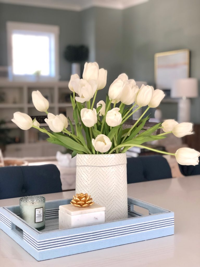 spring refresh home decor kitchen decor