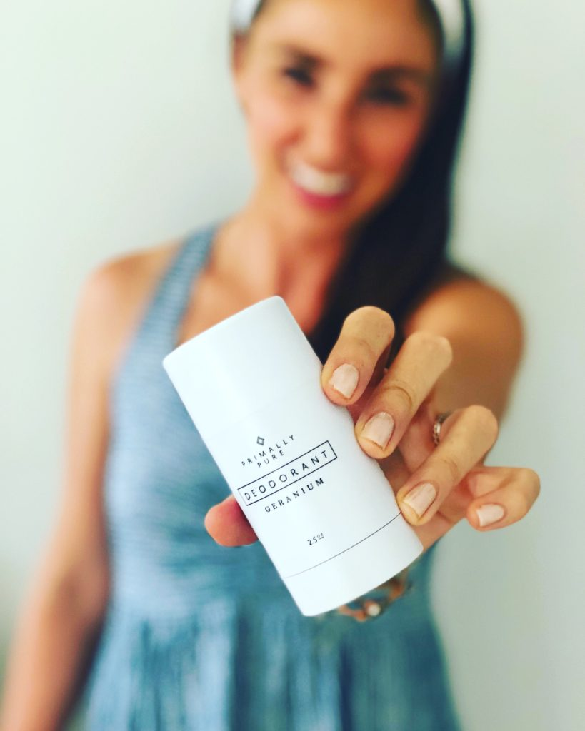 safer nontoxic natural deodorant