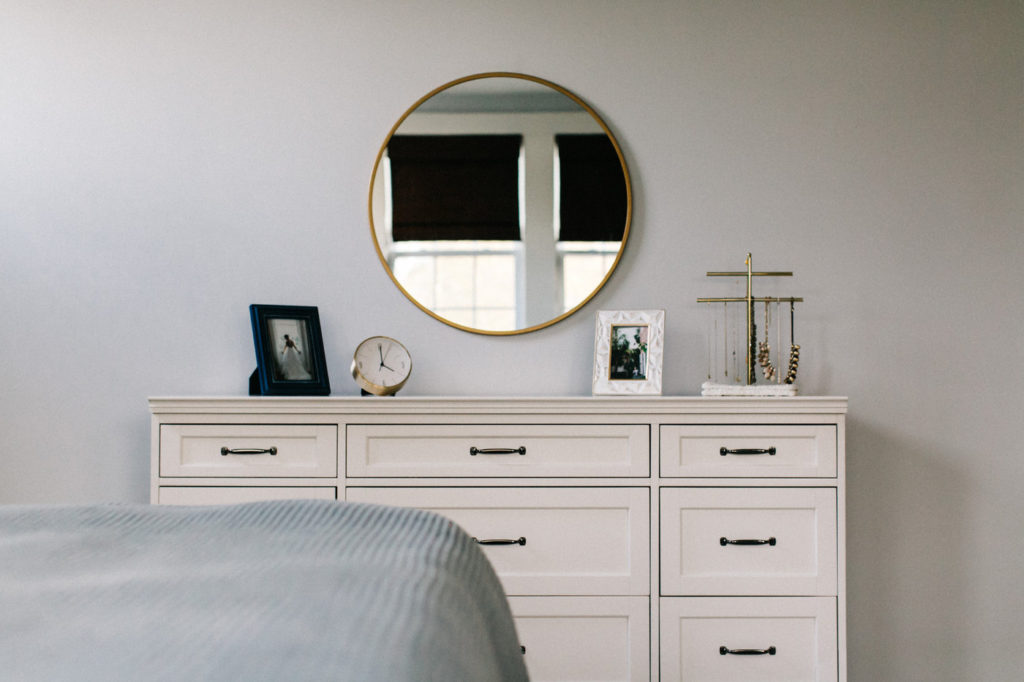 clean home tips master bedroom