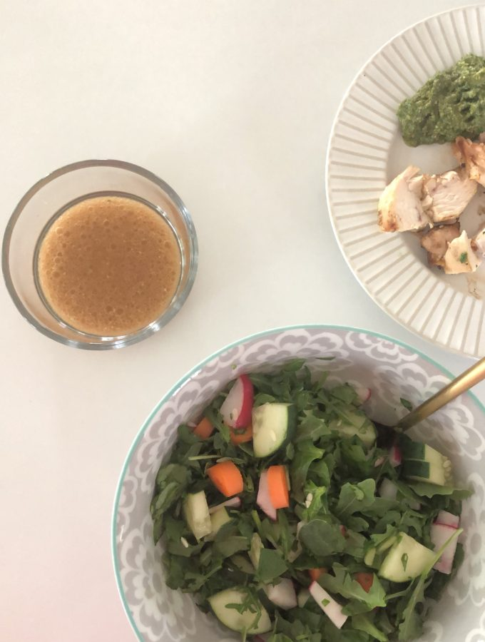 Weekly Meal Plan: July 8 – 12