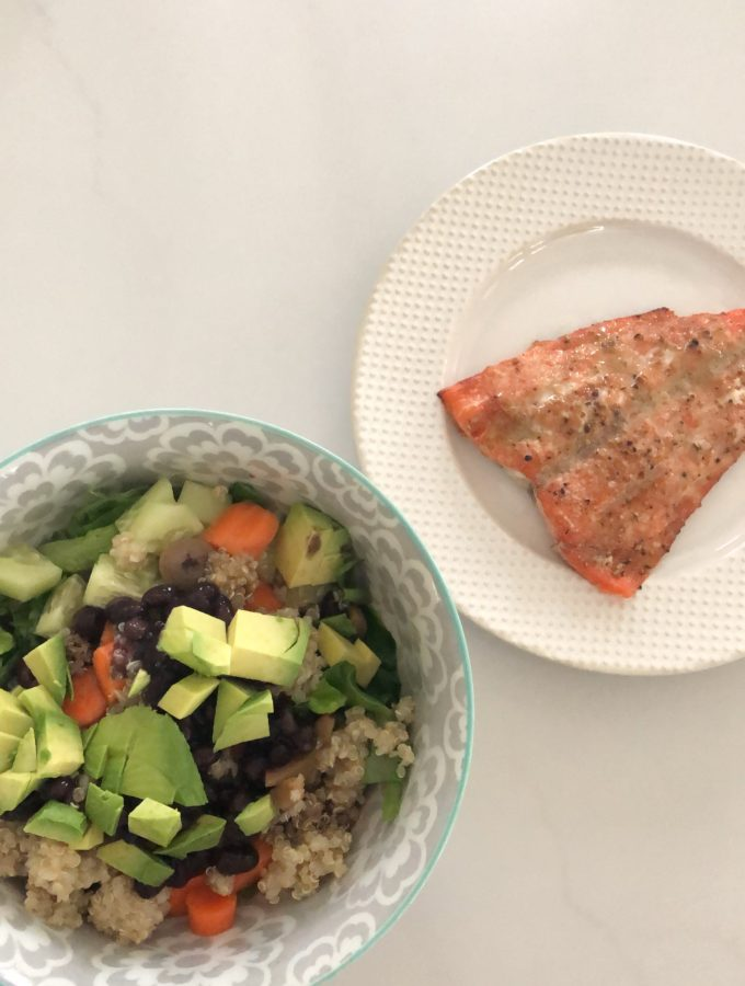 Weekly Meal Plan: Aug 26 – 30