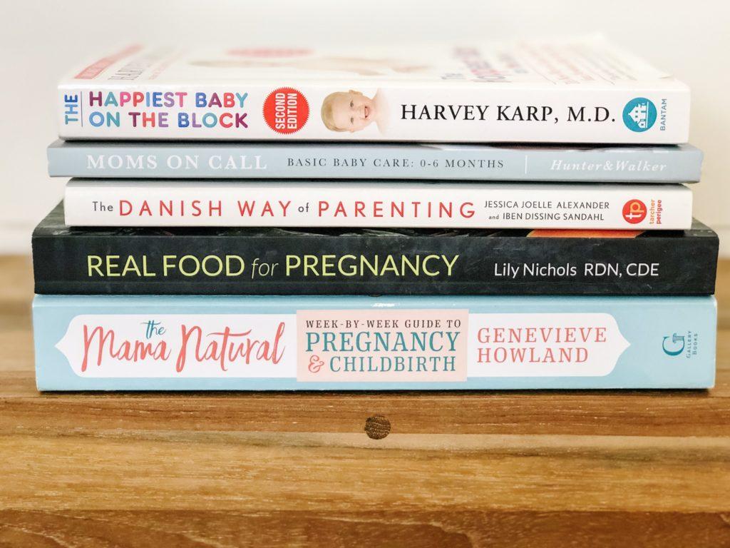 pregnancy parenting books